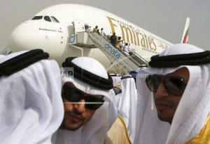 Emirates throws Airbus A380 a lifeline with $16 billion deal