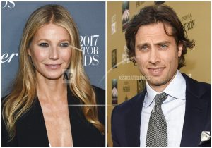 Gwyneth Paltrow announces engagement on Goop magazine cover