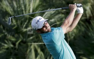 Austin Cook shoots 64 to take CareerBuilder Challenge lead