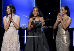 NAACP Image Awards starts with a call to get out the vote