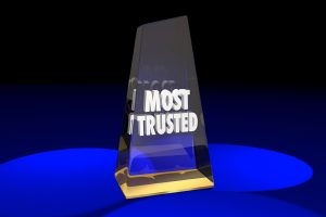 Lifestory Research Announces 2018 America's Most Trusted® Awards