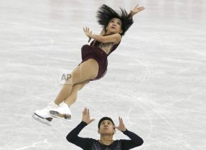 Canada the power heading to Olympic figure skating events