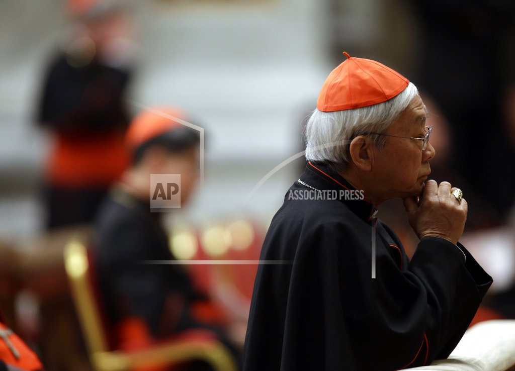 Cardinal critic reveals drama in Vatican's overture to China