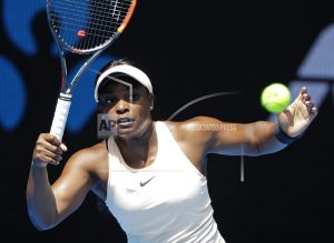 US champ Stephens out, Ostapenko into 2nd round in Australia