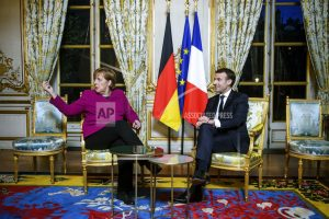 France, Germany pledge closer ties with new bilateral treaty