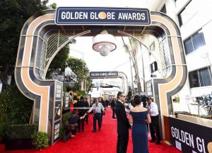 The Latest: Brosnahan wins best TV comedy actress Globe