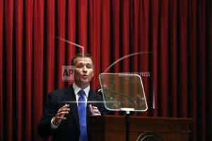 Missouri governor admits having affair but denies blackmail
