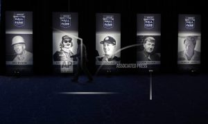 NASCAR's 1st champion inducted into Hall of Fame