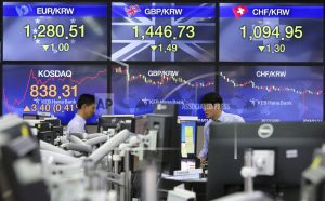 Asian shares mixed after Wall Street rally fizzles