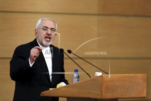 Iran FM warns neighbors against fomenting unrest
