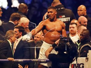 Joshua to fight Parker in heavyweight unification bout