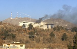 Taliban attack on Afghan hotel ends after 13 hours, 6 dead