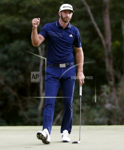 A near ace and a big win for Dustin Johnson at Kapalua