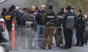 Manhunt on for suspect in killing of Washington state deputy