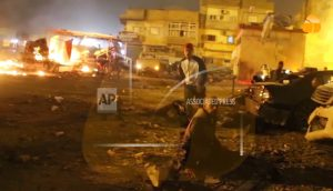Death toll in car bombings in Libya's Benghazi rises to 33