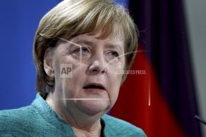 Merkel still in charge of her future amid impasse in Germany