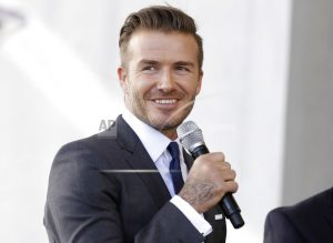 AP source: Beckham plans to unveil Miami MLS team on Monday