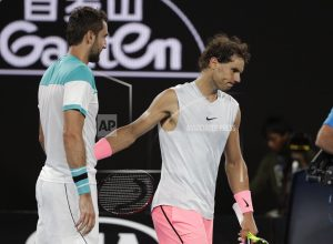Injured Nadal out of Australian Open; Cilic into semifinals