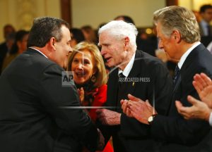 New Jersey to bid farewell to former governor Brendan Byrne