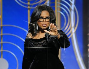 Oprah speech has Democrats buzzing about possible 2020 run