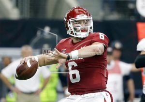 Oklahoma's Mayfield takes Manning Award as nation's top QB