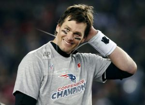Patriots open as favorite over Eagles in Super Bowl