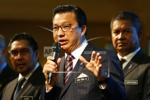 Malaysia to pay firm up to $70 mln if it finds missing plane