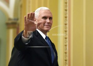 Pence to visit Middle East this month following postponement