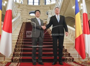 Romanian president talks with political parties over next PM