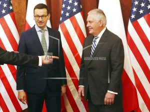 US, Poland oppose gas pipeline linking Russia to Germany
