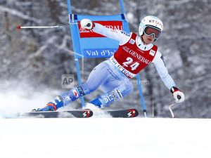 Slowed by hip problems, Mancuso retiring after Cortina race