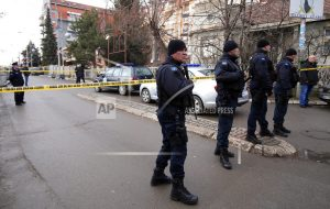 Leading Kosovo Serb politician shot and killed in Mitrovica