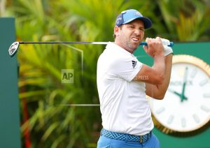 Garcia shoots 66 to share clubhouse lead at Singapore Open
