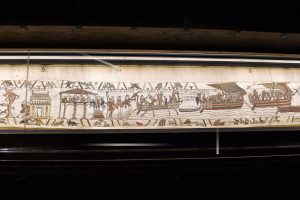 France considers loaning Britain historic Bayeux Tapestry