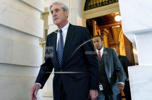 The Latest: Texts from agent kicked off Mueller team found