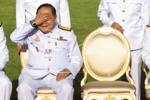 Thailand's ruling generals running out of time
