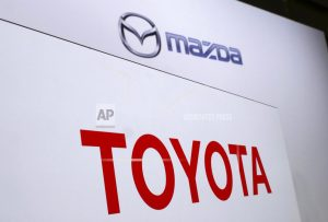 Source: New Toyota-Mazda factory to be built in Alabama