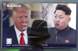 North Korea scoffs at Trump's 'nuclear button' tweet