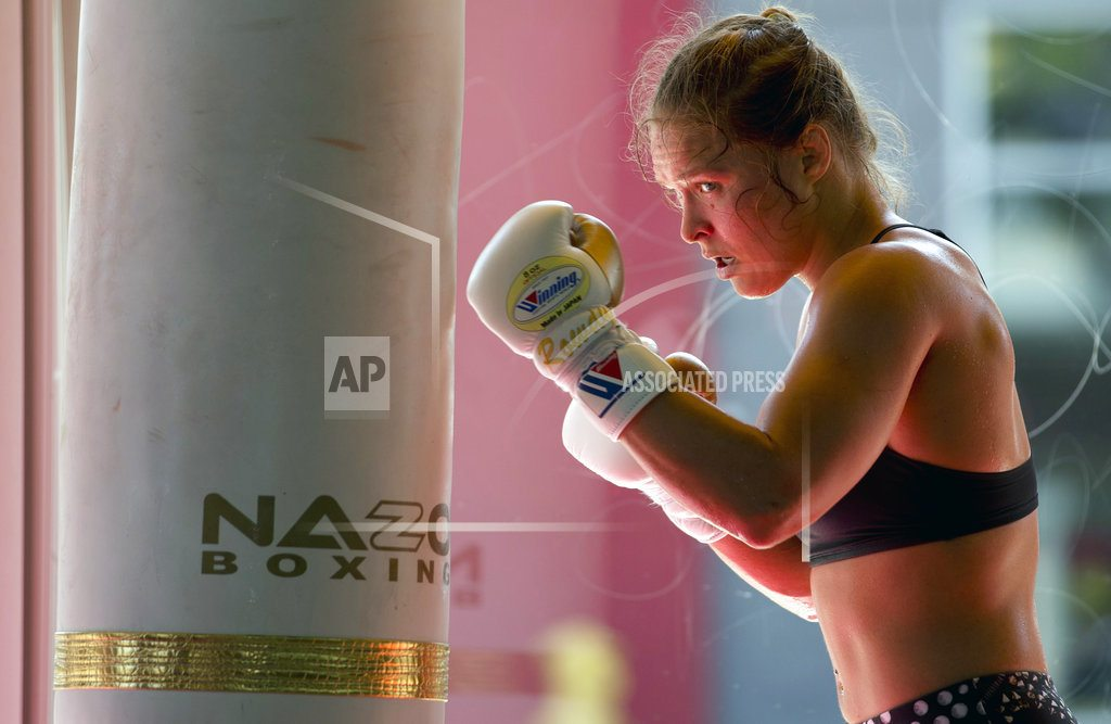 Ready to Rumble? Rousey faces uncertain future outside UFC