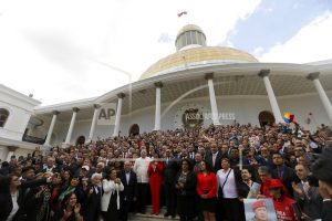 Venezuelan assembly orders elections by April 30