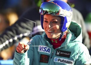 Vonn amps up Olympic preps with World Cup downhill win