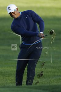 Tiger Woods faces his opening test at Torrey Pines