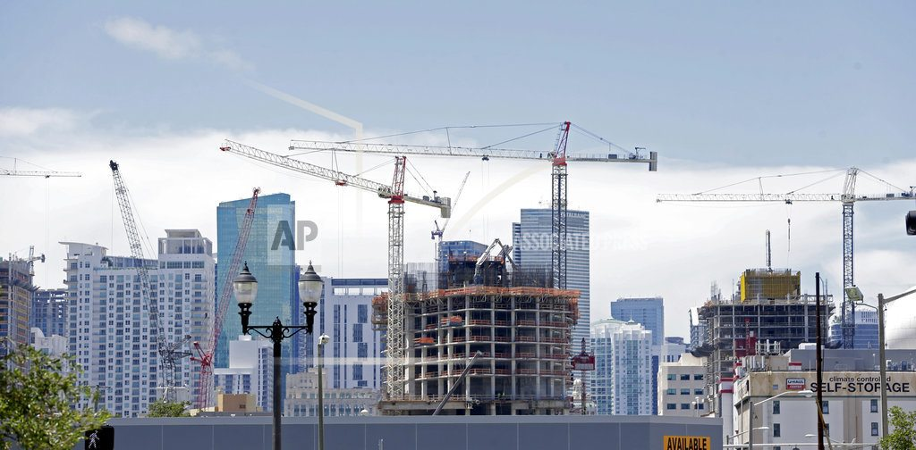 US construction spending up 0.7 percent in December