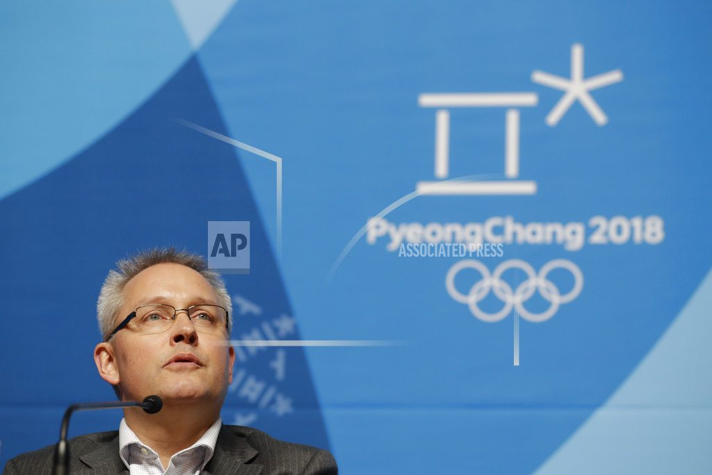 The Latest: USADA criticizes IOC over Russian doping