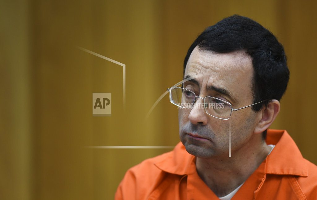 Nassar to receive final sentence in sexual assault scandal
