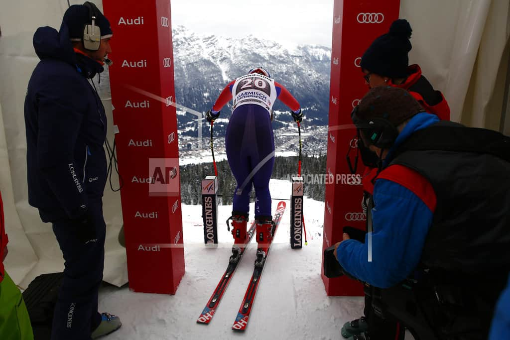 With Olympics looming, US skier Johnson scores career best