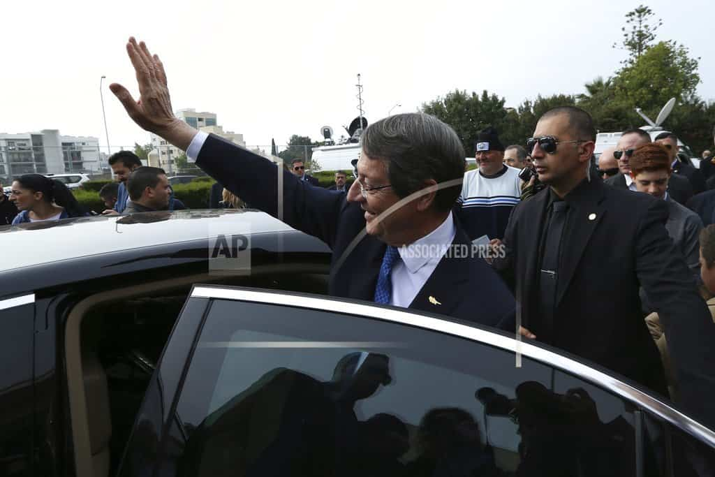 Conservative vs independent in Cyprus presidential runoff
