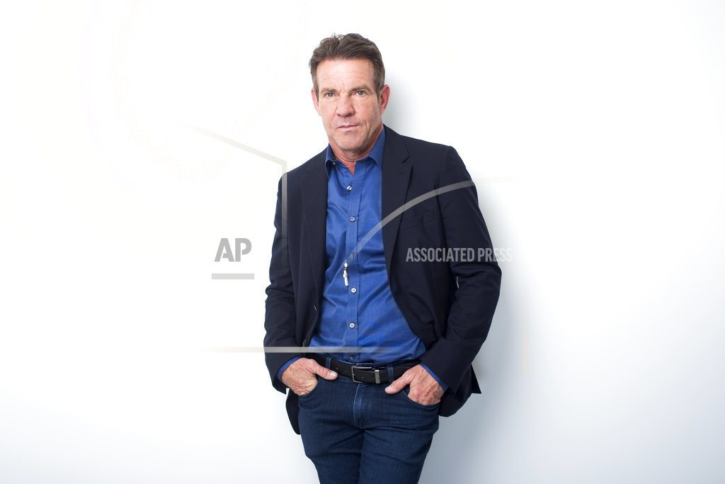 Dennis Quaid narrates audiobook of 'The Right Stuff'