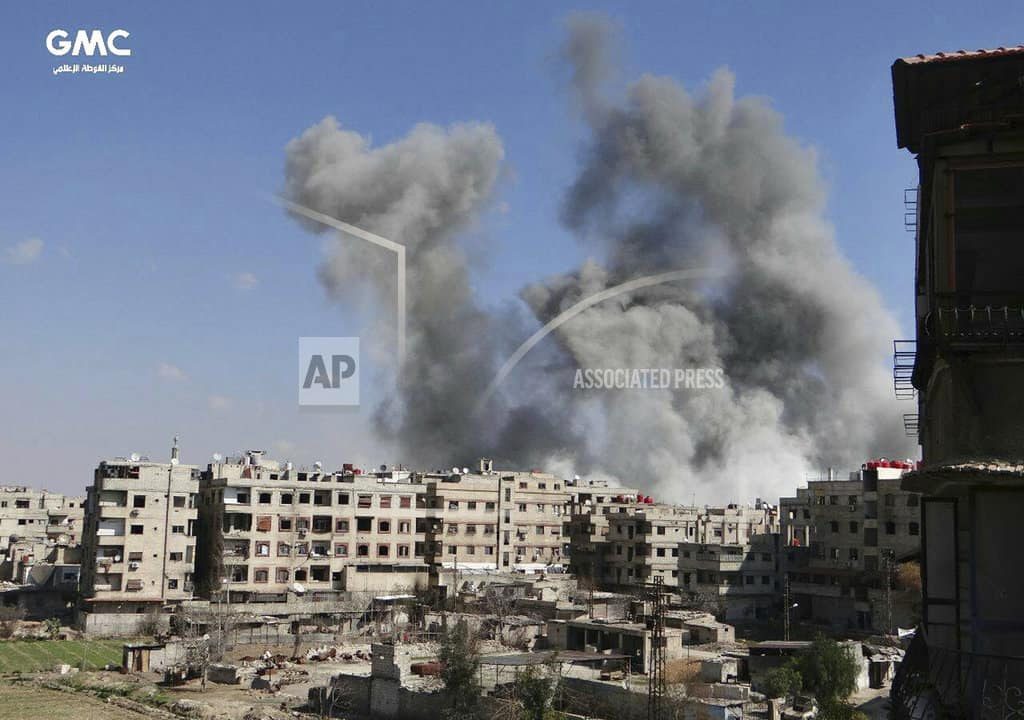 UN to vote Saturday on humanitarian cease-fire in Syria