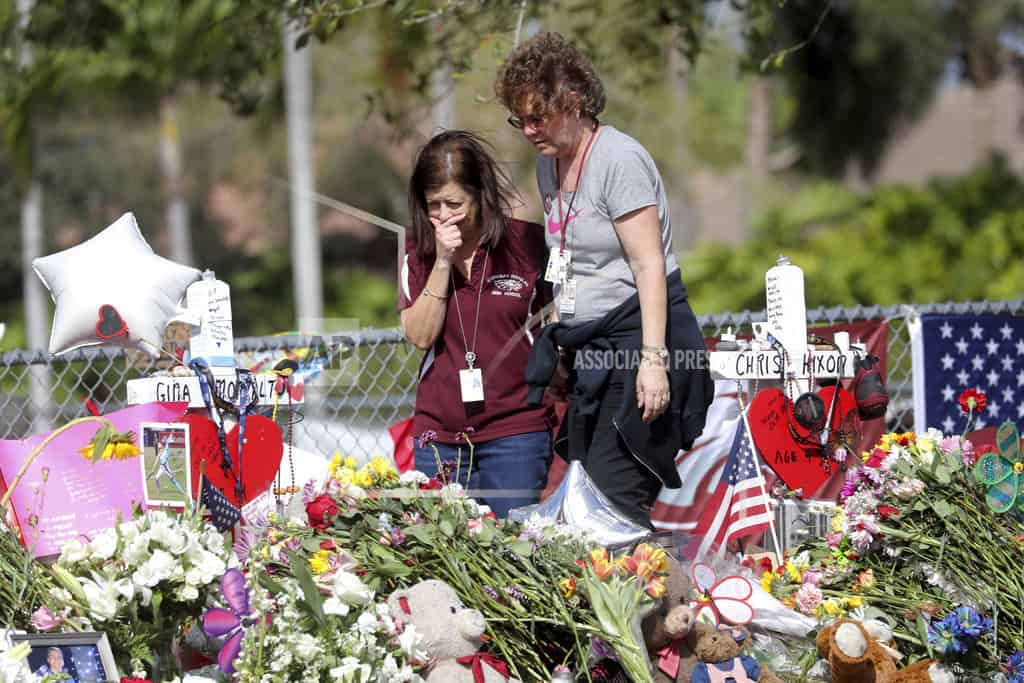 Woman told FBI Florida shooting suspect 'going to explode'